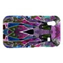 Sly Dog Modern Grunge Style Blue Pink Violet Samsung Galaxy Ace S5830 Hardshell Case  View1