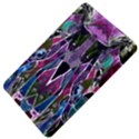 Sly Dog Modern Grunge Style Blue Pink Violet Kindle Fire (1st Gen) Hardshell Case View4