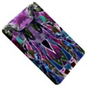 Sly Dog Modern Grunge Style Blue Pink Violet Kindle Fire (1st Gen) Hardshell Case View5