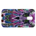 Sly Dog Modern Grunge Style Blue Pink Violet Samsung Galaxy S II Skyrocket Hardshell Case View1