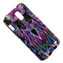 Sly Dog Modern Grunge Style Blue Pink Violet Samsung Galaxy S II Skyrocket Hardshell Case View5