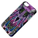 Sly Dog Modern Grunge Style Blue Pink Violet Apple iPhone 5 Classic Hardshell Case View4