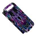 Sly Dog Modern Grunge Style Blue Pink Violet Samsung Galaxy S III Hardshell Case (PC+Silicone) View5