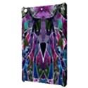 Sly Dog Modern Grunge Style Blue Pink Violet Apple iPad Mini Hardshell Case View3