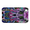 Sly Dog Modern Grunge Style Blue Pink Violet Apple iPhone 3G/3GS Hardshell Case (PC+Silicone) View1