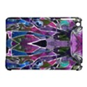 Sly Dog Modern Grunge Style Blue Pink Violet Apple iPad Mini Hardshell Case (Compatible with Smart Cover) View1