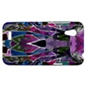 Sly Dog Modern Grunge Style Blue Pink Violet HTC Desire VT (T328T) Hardshell Case View1