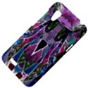Sly Dog Modern Grunge Style Blue Pink Violet HTC Desire VT (T328T) Hardshell Case View4