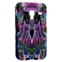 Sly Dog Modern Grunge Style Blue Pink Violet Samsung Galaxy Ace Plus S7500 Hardshell Case View2