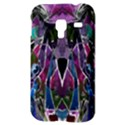 Sly Dog Modern Grunge Style Blue Pink Violet Samsung Galaxy Ace Plus S7500 Hardshell Case View3