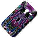 Sly Dog Modern Grunge Style Blue Pink Violet Samsung Galaxy Ace Plus S7500 Hardshell Case View4