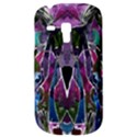 Sly Dog Modern Grunge Style Blue Pink Violet Samsung Galaxy S3 MINI I8190 Hardshell Case View3