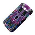 Sly Dog Modern Grunge Style Blue Pink Violet Samsung Galaxy Grand DUOS I9082 Hardshell Case View4