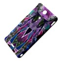 Sly Dog Modern Grunge Style Blue Pink Violet Sony Xperia TX View4