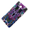 Sly Dog Modern Grunge Style Blue Pink Violet Sony Xperia T View4