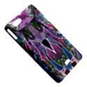 Sly Dog Modern Grunge Style Blue Pink Violet Sony Xperia Miro View5