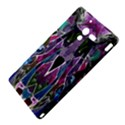 Sly Dog Modern Grunge Style Blue Pink Violet Sony Xperia ZL (L35H) View4