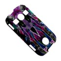 Sly Dog Modern Grunge Style Blue Pink Violet Samsung Galaxy S7710 Xcover 2 Hardshell Case View5