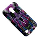 Sly Dog Modern Grunge Style Blue Pink Violet Galaxy S4 Mini View5