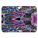 Sly Dog Modern Grunge Style Blue Pink Violet Samsung Galaxy Tab 3 (10.1 ) P5200 Hardshell Case  View1