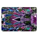 Sly Dog Modern Grunge Style Blue Pink Violet Amazon Kindle Fire HD (2013) Hardshell Case View1