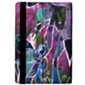 Sly Dog Modern Grunge Style Blue Pink Violet iPad Air Flip View4