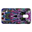 Sly Dog Modern Grunge Style Blue Pink Violet Galaxy S5 Mini View1