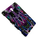 Sly Dog Modern Grunge Style Blue Pink Violet Samsung Galaxy Tab S (8.4 ) Hardshell Case  View5