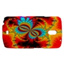 Crazy Mandelbrot Fractal Red Yellow Turquoise Samsung Galaxy Nexus i9250 Hardshell Case  View1