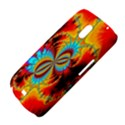 Crazy Mandelbrot Fractal Red Yellow Turquoise Samsung Galaxy Nexus i9250 Hardshell Case  View4