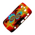 Crazy Mandelbrot Fractal Red Yellow Turquoise Bold 9700 View4