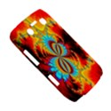 Crazy Mandelbrot Fractal Red Yellow Turquoise Bold 9700 View5