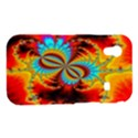 Crazy Mandelbrot Fractal Red Yellow Turquoise Samsung Galaxy Ace S5830 Hardshell Case  View1