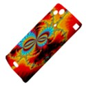 Crazy Mandelbrot Fractal Red Yellow Turquoise Sony Xperia Arc View4