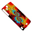 Crazy Mandelbrot Fractal Red Yellow Turquoise Sony Xperia Arc View5
