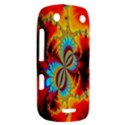 Crazy Mandelbrot Fractal Red Yellow Turquoise BlackBerry Curve 9380 View2