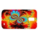 Crazy Mandelbrot Fractal Red Yellow Turquoise Samsung Galaxy S II Skyrocket Hardshell Case View1