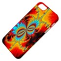 Crazy Mandelbrot Fractal Red Yellow Turquoise Apple iPhone 5 Classic Hardshell Case View4