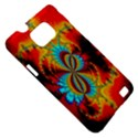 Crazy Mandelbrot Fractal Red Yellow Turquoise Samsung Galaxy S II i9100 Hardshell Case (PC+Silicone) View5