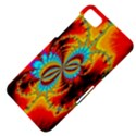Crazy Mandelbrot Fractal Red Yellow Turquoise BlackBerry Z10 View4