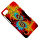 Crazy Mandelbrot Fractal Red Yellow Turquoise BlackBerry Z10 View5