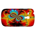 Crazy Mandelbrot Fractal Red Yellow Turquoise Samsung Galaxy S3 MINI I8190 Hardshell Case View1