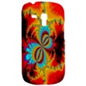 Crazy Mandelbrot Fractal Red Yellow Turquoise Samsung Galaxy S3 MINI I8190 Hardshell Case View2