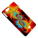 Crazy Mandelbrot Fractal Red Yellow Turquoise Sony Xperia Miro View5