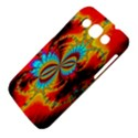 Crazy Mandelbrot Fractal Red Yellow Turquoise Samsung Galaxy Win I8550 Hardshell Case  View4