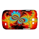 Crazy Mandelbrot Fractal Red Yellow Turquoise Samsung Galaxy Express I8730 Hardshell Case  View1