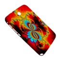 Crazy Mandelbrot Fractal Red Yellow Turquoise Samsung Galaxy Note 8.0 N5100 Hardshell Case  View5