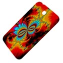 Crazy Mandelbrot Fractal Red Yellow Turquoise Samsung Galaxy Tab 3 (7 ) P3200 Hardshell Case  View4