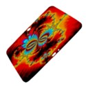 Crazy Mandelbrot Fractal Red Yellow Turquoise Samsung Galaxy Tab 3 (10.1 ) P5200 Hardshell Case  View4