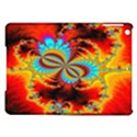 Crazy Mandelbrot Fractal Red Yellow Turquoise iPad Air Hardshell Cases View1